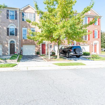 Rent this 3 bed townhouse on 8827 Montjoy Place in Ellicott City, MD 21043