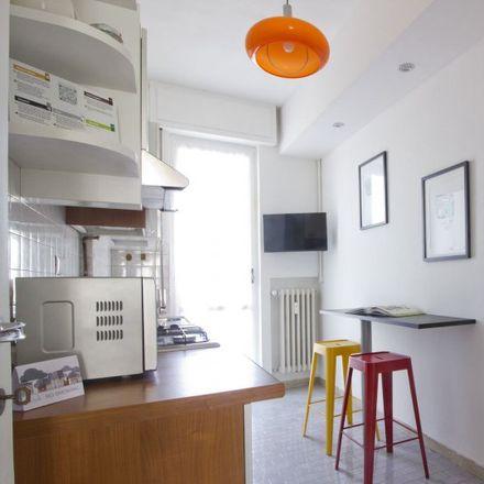Rent this 1 bed apartment on Tibaldi in Via Pietro Pomponazzi, 20136 Milan Milan