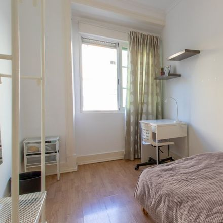 Rent this 4 bed apartment on Rua Actor Vale 41 in 1900-024 Lisbon, Portugal