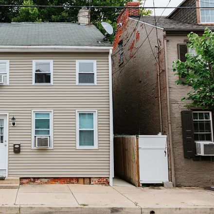 Rent this 3 bed townhouse on 221 South 5th Street in Columbia, PA 17512
