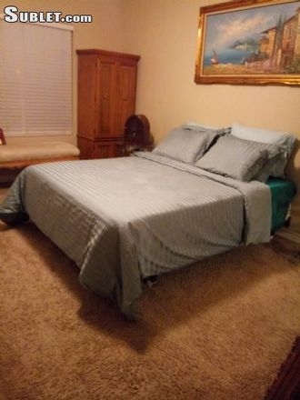 Rent this 1 bed apartment on 5699 Estrella Mountain Court in Sunrise Manor, NV 89122
