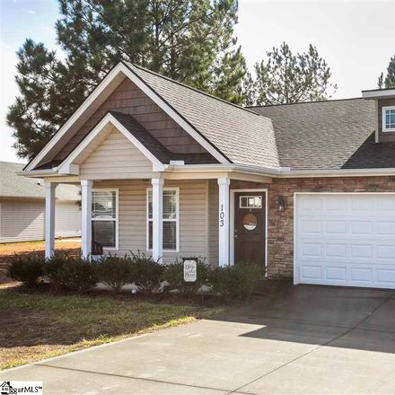 Rent this 3 bed house on 103 Soaring Hawk Court in Anderson County, SC 29621