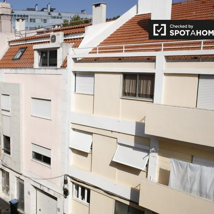 Rent this 3 bed apartment on Rua Barão de Sabrosa in 1900-221 Lisbon, Portugal
