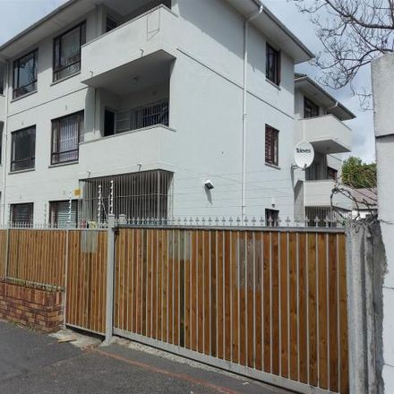 Rent this 2 bed apartment on unnamed road in City Centre, Cape Town
