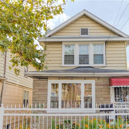 Rent this 4 bed house on 521 Thieriot Avenue in New York, NY 10473