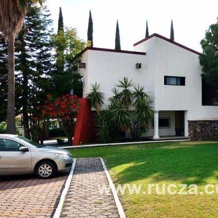 Rent this 3 bed apartment on Fray Antonio de Monroy e Hijar in Delegaciön Santa Rosa Jáuregui, 76100 Juriquilla
