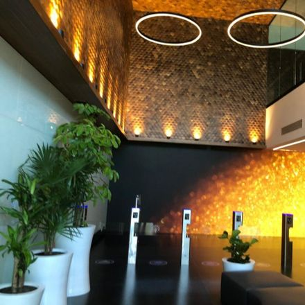 Rent this 0 bed apartment on Torre Diamante in Boulevard Manuel Márquez de León 1301, colonia madero