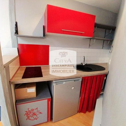Rent this 1 bed apartment on 69 Rue d'Isly in 59000 Lille, France