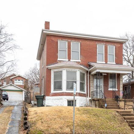 Rent this 6 bed house on 6121 West Park Avenue in City of Saint Louis, MO 63139