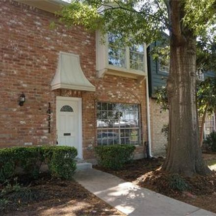 Rent this 3 bed apartment on 14329 Still Meadow Drive in Houston, TX 77079