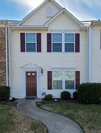 Rent this 3 bed townhouse on 109 Colter Drive in Oak Hill, VA 23223
