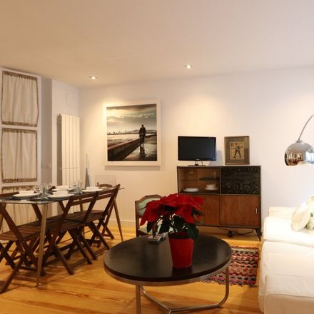 Rent this 2 bed apartment on Calle de O'Donnell in 28001 Madrid, Spain