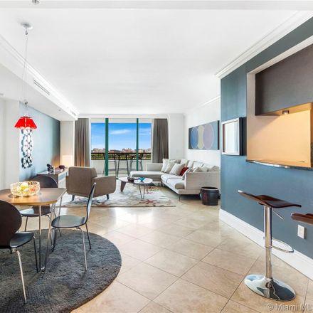 Rent this 2 bed condo on 3400 Southwest 27th Avenue in Miami, FL 33133