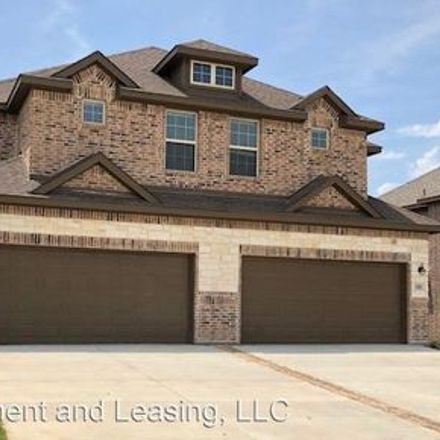 Rent this 3 bed apartment on Sierra Vista Court in Midlothian, TX 76065