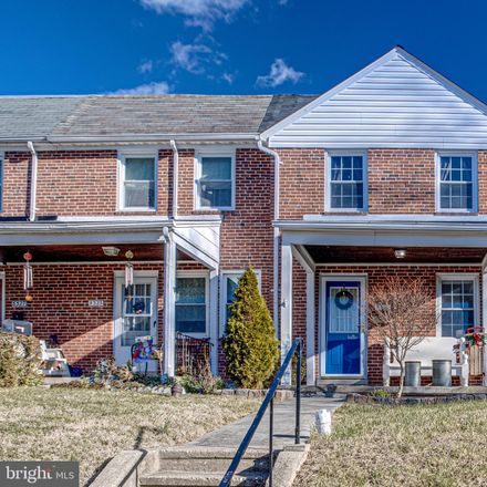 Rent this 3 bed townhouse on 8323 Hillendale Road in Towson, MD 21234