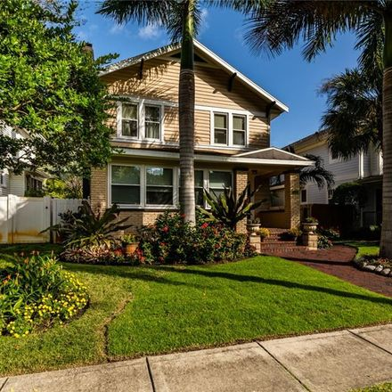 Rent this 4 bed house on 251 16th Avenue Northeast in Saint Petersburg, FL 33704