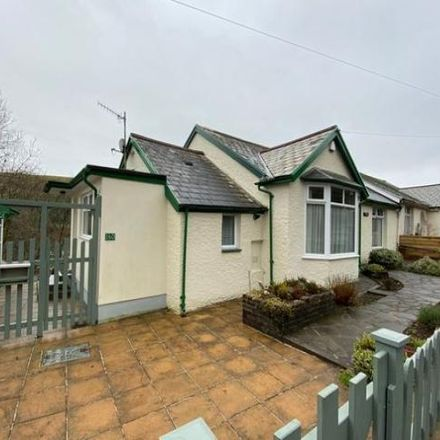 Rent this 4 bed house on Cross of Sacrifice in B4278, Dinas CF40 2UH