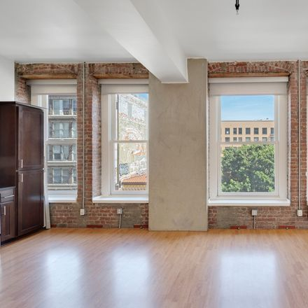 Rent this 1 bed loft on Pan American Lofts in 253 South Broadway, Los Angeles