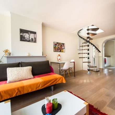 Rent this 3 bed apartment on Lauriergracht 150-H in 1016 RV Amsterdam, The Netherlands