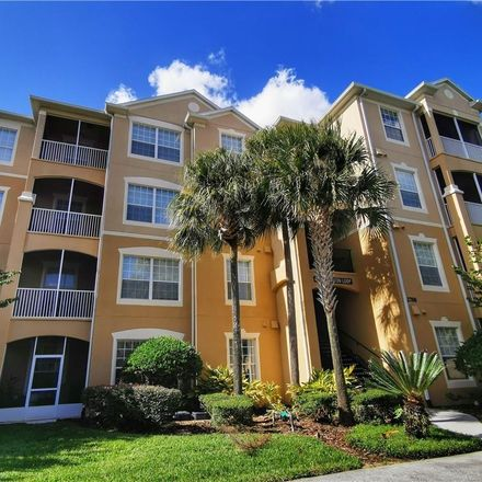 Rent this 3 bed condo on 2788 Almaton Loop in Kissimmee, FL