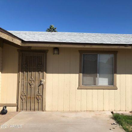 Rent this 3 bed house on 4629 East Coronado Road in Phoenix, AZ 85008