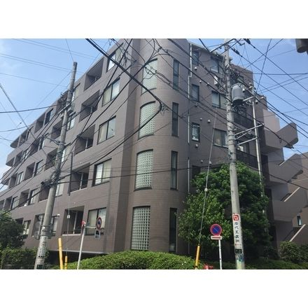 Rent this 1 bed apartment on unnamed road in Shimo-Maruko 1-chome, Ota