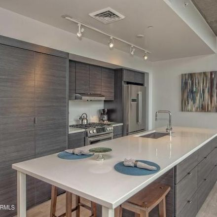 Rent this 1 bed condo on The larder + the delta in 200 West Portland Street, Phoenix