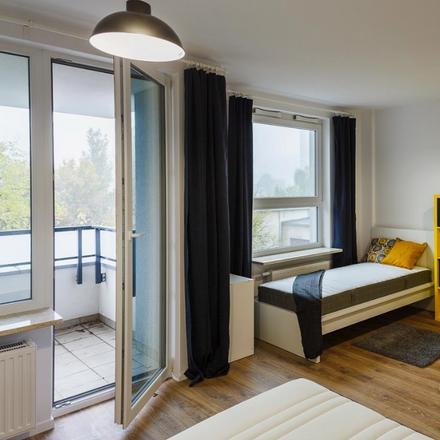 Rent this 1 bed apartment on Icchoka Lejba Pereca 13/19 in 00-849 Warsaw, Poland