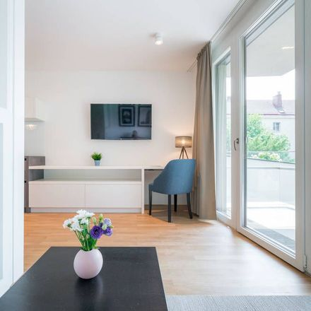 Rent this 1 bed apartment on Hietzinger Kai 75 in 1130 Vienna, Austria