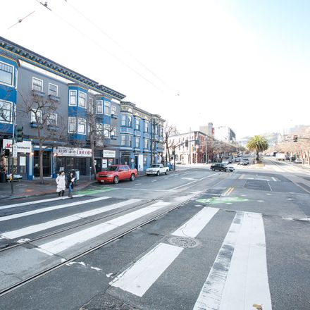 Rent this 1 bed apartment on 4496 19th Street in San Francisco, CA 94114