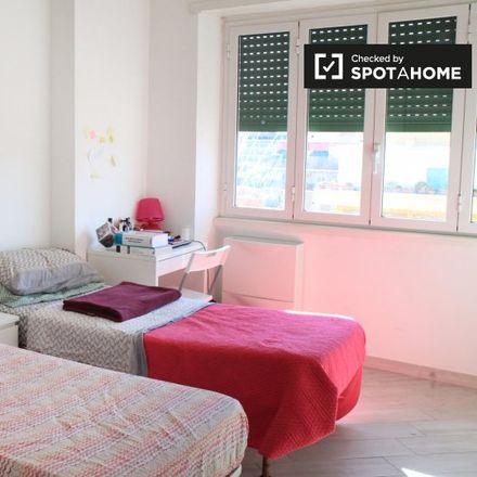Rent this 4 bed room on Roma in Maschera in Via Eugenio Barsanti, 5;7