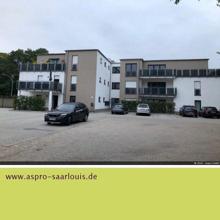Rent this 3 bed apartment on Kreis-Verkehrsbetriebe Saarlouis AG in 66740 Saarlouis, Germany