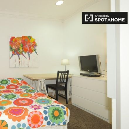 Rent this 1 bed apartment on Gran Via de les Corts Catalanes in 437, 08015 Barcelona