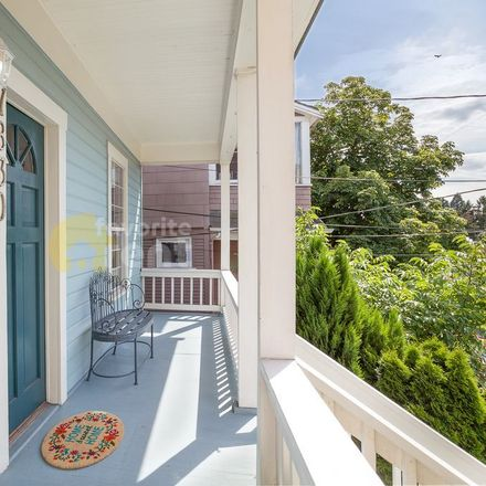 Rent this 2 bed apartment on 7830 Stroud Avenue North in Seattle, WA 98103