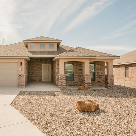 Rent this 4 bed house on Chuck Wagon in Midland, TX 79705