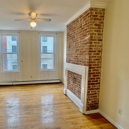 Rent this 3 bed apartment on 327 Grand Street in Hoboken, NJ 07030