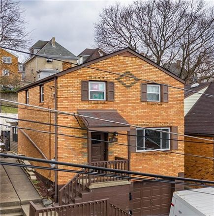 Rent this 3 bed house on 1411 Kenberma Avenue in Pittsburgh, PA 15216