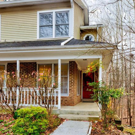 Rent this 3 bed townhouse on 14301 Rich Branch Dr in Gaithersburg, MD