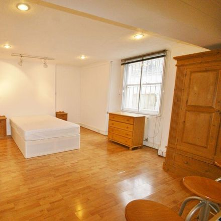 Rent this 0 bed apartment on 111 Gloucester Place in London W1U 6HU, United Kingdom