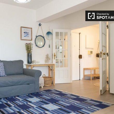 Rent this 2 bed apartment on Exotic Eyes & Spa in Rua Augusto Machado 13, 2825-356 Costa da Caparica