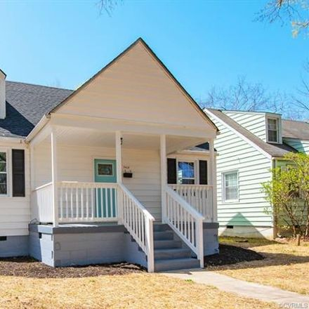 Rent this 3 bed house on 3418 Meadowbridge Road in Richmond, VA 23222