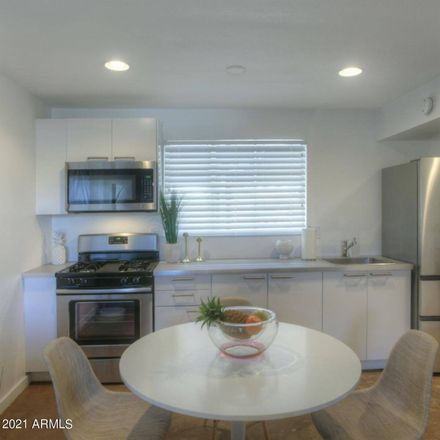 Rent this 1 bed apartment on 746 West Turney Avenue in Phoenix, AZ 85013