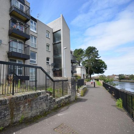 Rent this 1 bed apartment on Blackfriars Walk in Ayr KA7 1TR, United Kingdom