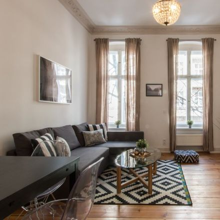 Rent this 1 bed apartment on Biebricher Straße 11 in 12049 Berlin, Germany