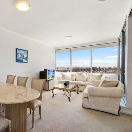 Rent this 1 bed apartment on 802/80 Ebley  Street