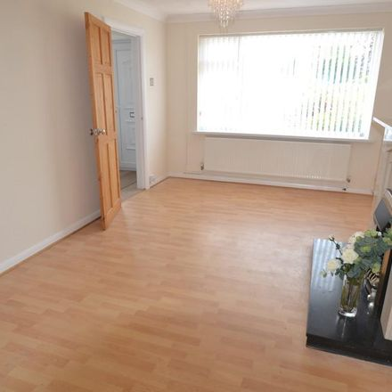 Rent this 3 bed house on Highbury Crescent in Cefn Glas CF31 4RD, United Kingdom