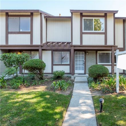 Rent this 3 bed townhouse on 19036 Archwood Street in Los Angeles, CA 91335
