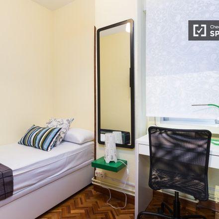 Rent this 6 bed apartment on Calle de Sancho Dávila in 28001 Madrid, Spain