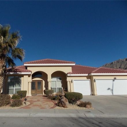 Rent this 5 bed apartment on 1139 Calle Parque Drive in El Paso, TX 79912