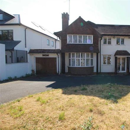 Rent this 4 bed house on New Forest Lane in Epping Forest IG7 5QN, United Kingdom